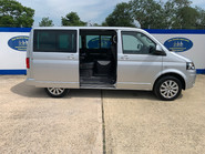 Volkswagen Caravelle 2014 EXECUTIVE TDI BLUEMOTION TECH wheelchair & scooter accessible vehicle 34