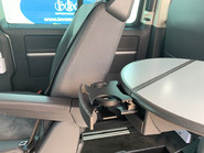 Volkswagen Caravelle 2014 EXECUTIVE TDI BLUEMOTION TECH wheelchair & scooter accessible vehicle 28