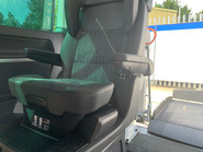 Volkswagen Caravelle 2014 EXECUTIVE TDI BLUEMOTION TECH wheelchair & scooter accessible vehicle 29