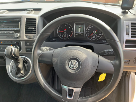 Volkswagen Caravelle 2014 EXECUTIVE TDI BLUEMOTION TECH wheelchair & scooter accessible vehicle 17