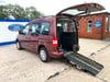 Volkswagen Caddy Life 2015 C20 LIFE TDI wheelchair & scooter accessible vehicle WAV