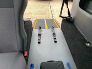 Volkswagen Caddy Life 2015 C20 LIFE TDI wheelchair & scooter accessible vehicle WAV 9