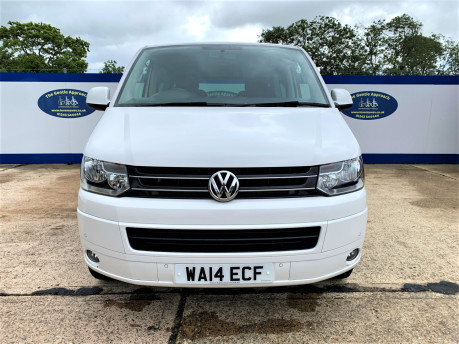 Volkswagen Caravelle 2014 SE TDI BLUEMOTION TECHNOLOGY wheelchair & scooter accessible vehicle 3