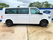 Volkswagen Caravelle 2014 SE TDI BLUEMOTION TECHNOLOGY wheelchair & scooter accessible vehicle 19