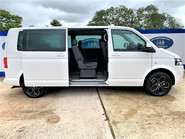 Volkswagen Caravelle 2014 SE TDI BLUEMOTION TECHNOLOGY wheelchair & scooter accessible vehicle 20
