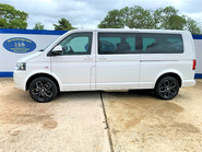 Volkswagen Caravelle 2014 SE TDI BLUEMOTION TECHNOLOGY wheelchair & scooter accessible vehicle 21