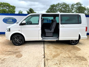 Volkswagen Caravelle 2014 SE TDI BLUEMOTION TECHNOLOGY wheelchair & scooter accessible vehicle 22