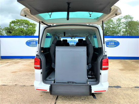 Volkswagen Caravelle 2014 SE TDI BLUEMOTION TECHNOLOGY wheelchair & scooter accessible vehicle 6
