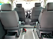 Volkswagen Caravelle 2014 SE TDI BLUEMOTION TECHNOLOGY wheelchair & scooter accessible vehicle 10