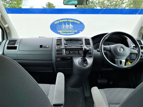 Volkswagen Caravelle 2014 SE TDI BLUEMOTION TECHNOLOGY wheelchair & scooter accessible vehicle 14