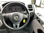 Volkswagen Caravelle 2014 SE TDI BLUEMOTION TECHNOLOGY wheelchair & scooter accessible vehicle 16