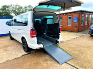 Volkswagen Caravelle 2014 SE TDI BLUEMOTION TECHNOLOGY wheelchair & scooter accessible vehicle 1