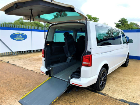 Volkswagen Caravelle 2014 SE TDI BLUEMOTION TECHNOLOGY wheelchair & scooter accessible vehicle 23