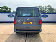 Volkswagen Caravelle 2013 SE TDI wheelchair & scooter accessible vehicle WAV 5