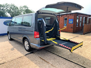 Volkswagen Caravelle 2013 SE TDI wheelchair & scooter accessible vehicle WAV 1