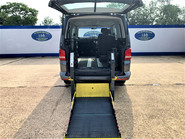 Volkswagen Caravelle 2013 SE TDI wheelchair & scooter accessible vehicle WAV 11