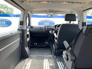 Volkswagen Caravelle 2013 SE TDI wheelchair & scooter accessible vehicle WAV 13