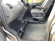 Volkswagen Caravelle 2013 SE TDI wheelchair & scooter accessible vehicle WAV 14