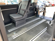 Volkswagen Caravelle 2013 SE TDI wheelchair & scooter accessible vehicle WAV 15