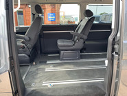 Volkswagen Caravelle 2013 SE TDI wheelchair & scooter accessible vehicle WAV 16