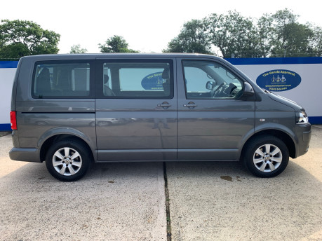 Volkswagen Caravelle 2013 SE TDI wheelchair & scooter accessible vehicle WAV 22