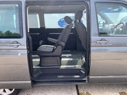 Volkswagen Caravelle 2013 SE TDI wheelchair & scooter accessible vehicle WAV 24