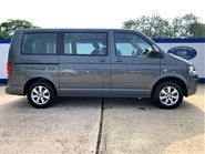 Volkswagen Caravelle 2013 SE TDI wheelchair & scooter accessible vehicle WAV 25