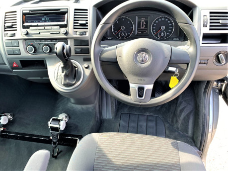 Volkswagen Caravelle 2013 SE TDI wheelchair & scooter accessible vehicle WAV 20