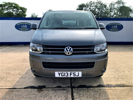 Volkswagen Caravelle 2013 SE TDI wheelchair & scooter accessible vehicle WAV 3
