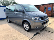 Volkswagen Caravelle 2013 SE TDI wheelchair & scooter accessible vehicle WAV 2