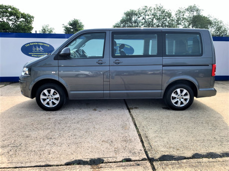 Volkswagen Caravelle 2013 SE TDI wheelchair & scooter accessible vehicle WAV 26