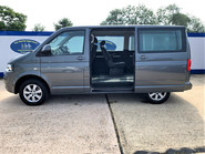 Volkswagen Caravelle 2013 SE TDI wheelchair & scooter accessible vehicle WAV 27