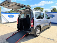 Peugeot Rifter 2019 HORIZON RE wheelchair & scooter accessible vehicle WAV 25