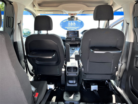 Peugeot Rifter 2019 HORIZON RE wheelchair & scooter accessible vehicle WAV 13