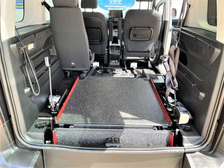 Peugeot Rifter 2019 HORIZON RE wheelchair & scooter accessible vehicle WAV 12
