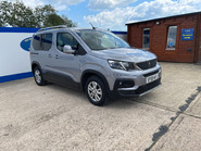 Peugeot Rifter 2019 HORIZON RE wheelchair & scooter accessible vehicle WAV 2