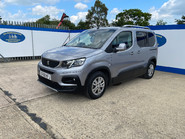 Peugeot Rifter 2019 HORIZON RE wheelchair & scooter accessible vehicle WAV 4