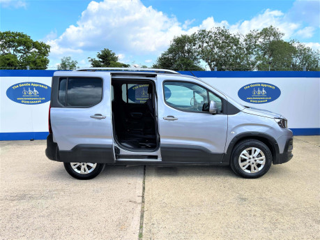 Peugeot Rifter 2019 HORIZON RE wheelchair & scooter accessible vehicle WAV 24