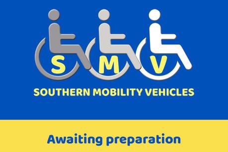 Kia Sedona 2011 3 CRDI wheelchair & scooter accessible vehicle WAV