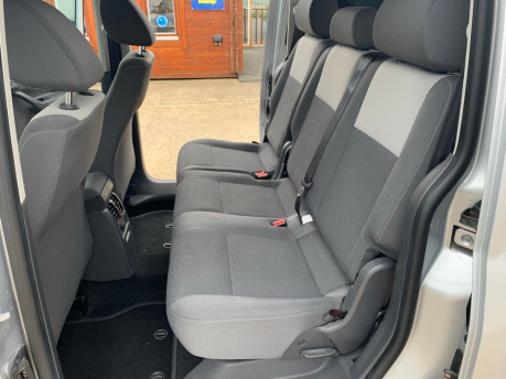 Volkswagen Caddy Maxi 2013 C20 LIFE TDI Wheelchair & scooter accessible vehicle WAV 15