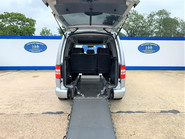Volkswagen Caddy Maxi 2013 C20 LIFE TDI Wheelchair & scooter accessible vehicle WAV 7