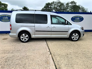 Volkswagen Caddy Maxi 2013 C20 LIFE TDI Wheelchair & scooter accessible vehicle WAV 20
