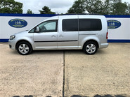 Volkswagen Caddy Maxi 2013 C20 LIFE TDI Wheelchair & scooter accessible vehicle WAV 22