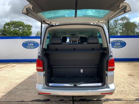 Volkswagen Caravelle 2014 EXEC TDI BLUEMOTION TECH Wheelchair & scooter accessible vehicle WAV 6