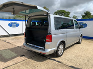 Volkswagen Caravelle 2014 EXEC TDI BLUEMOTION TECH Wheelchair & scooter accessible vehicle WAV 33