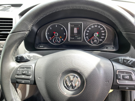 Volkswagen Caravelle 2014 EXEC TDI BLUEMOTION TECH Wheelchair & scooter accessible vehicle WAV 18