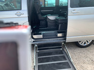 Volkswagen Caravelle 2014 EXEC TDI BLUEMOTION TECH Wheelchair & scooter accessible vehicle WAV 12