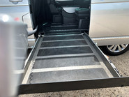 Volkswagen Caravelle 2014 EXEC TDI BLUEMOTION TECH Wheelchair & scooter accessible vehicle WAV 13