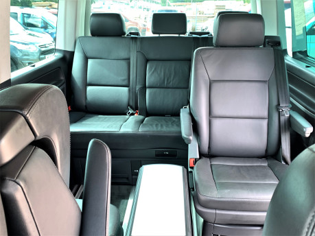 Volkswagen Caravelle 2014 EXEC TDI BLUEMOTION TECH Wheelchair & scooter accessible vehicle WAV 26