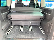 Volkswagen Caravelle 2014 EXEC TDI BLUEMOTION TECH Wheelchair & scooter accessible vehicle WAV 8